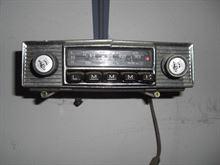 Blaupunkt autoradio 1970.
