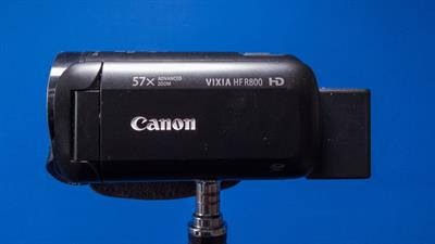 Kit Videocamera + Microfono Lavalier