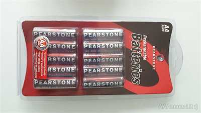 Pearstone Rechargeable Batteries AA