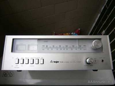Sintonizzatore Major TS 20 FM-MW