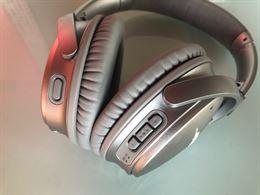 Bose cuffie QuietComfort 35II Silver + custodia nera