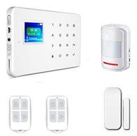 KIT allarme con Touch Panel e Dispay LCD a colori