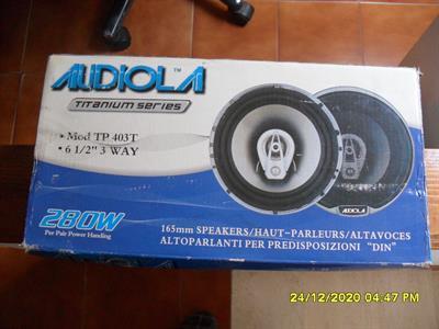 Casse della marca Audiola 280 W