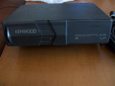 CARICATORE CD KENWOOD