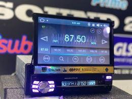 Autoradio Car multimedia player 1 din motorizzato Android