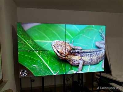 Samsung Videowall UD55E-B 1920x1080 Full HD 2x2