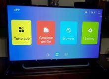 Smart TV Nordmende 43 Pollici Nuovo