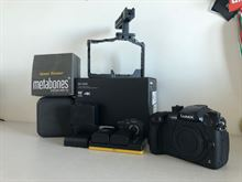 Panasonic GH5 Metabones EF
