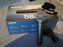 Shure beta 58