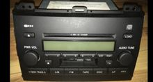 Autoradio Toyota Land Cruiser