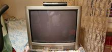 Televisore mivar anni 90,con decoder