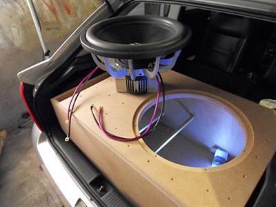 Subwoofer 5000 watt