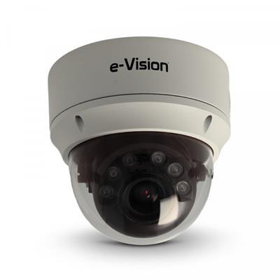 El.mo - Dome Camera IR AHD 1080p 1/2.8 cmos 2,8-12mm D&N 12