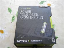 Goal Zero Switch 8 KIT Pannello Solare e Pacco Bat