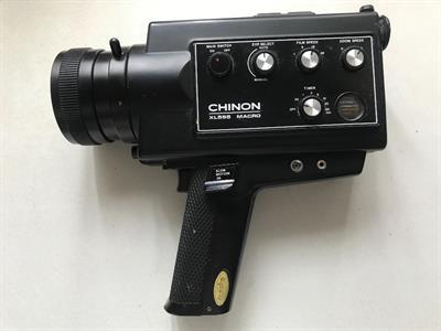 Cinepresa Chinon anni settanta
