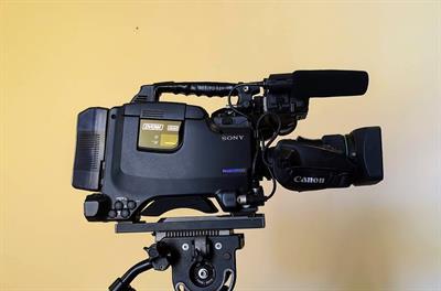 Sony dvcam 450 16/9