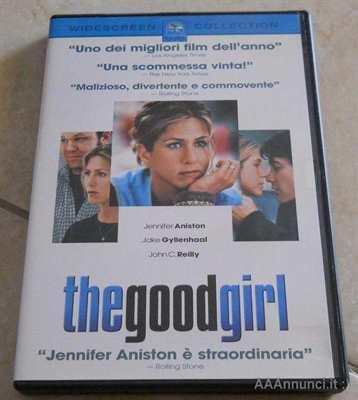 The good girl - Dvd originale in italiano