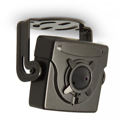 EL.MO. Micro camera AHD 1080p per interno, ottica fissa 4.3m
