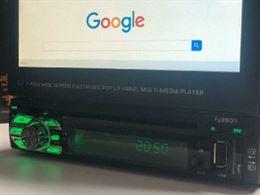 Autoradio 1 Din Motorizzato Android