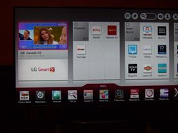 Smart tv LG led full hd 49 pollici 3D + lettore LG 3D BLURAY
