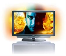 TV Monitor Philips 32 Led Telecomando Ambilight HD
