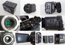 Ursa Mini 4K EF + V-Lock Batterie + Davinci Studio