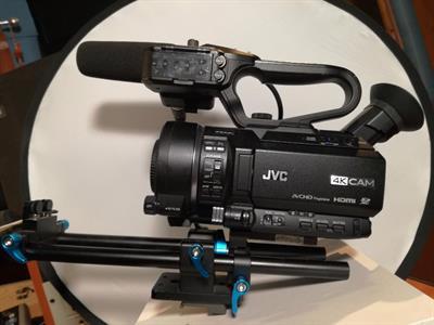 JVC GY LS300 4K SUPER 35MM