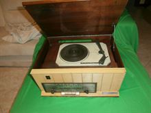 Radio giradischi Phonola mod. 6525