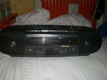 Lettore per cassette /radio