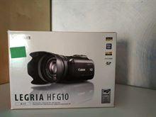 Legria HF G10