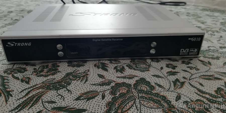 Digital satellite receiver STRONG 6010