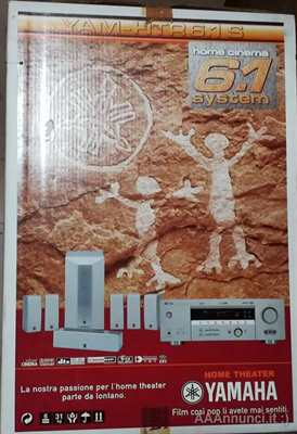 YAMAHA Sound System 6.1