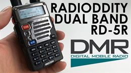 BAOFENG RX-TX RD-5R vers. DMR come nuova