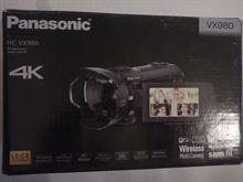 Videocamera Panasonic HC-VX980