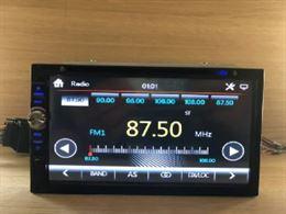 Stereo Autoradio Miror Link iOS Android