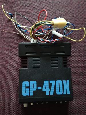 Car Amplifer Booster Equalizer