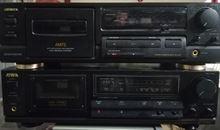 N2 singole piastre Deck servoassistit marca AIWA Dolby HXPro